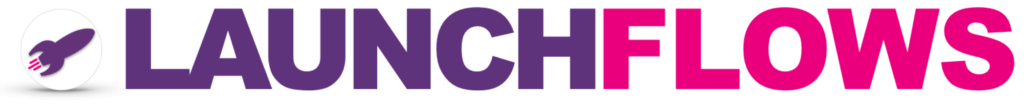 LaunchFlows Logo