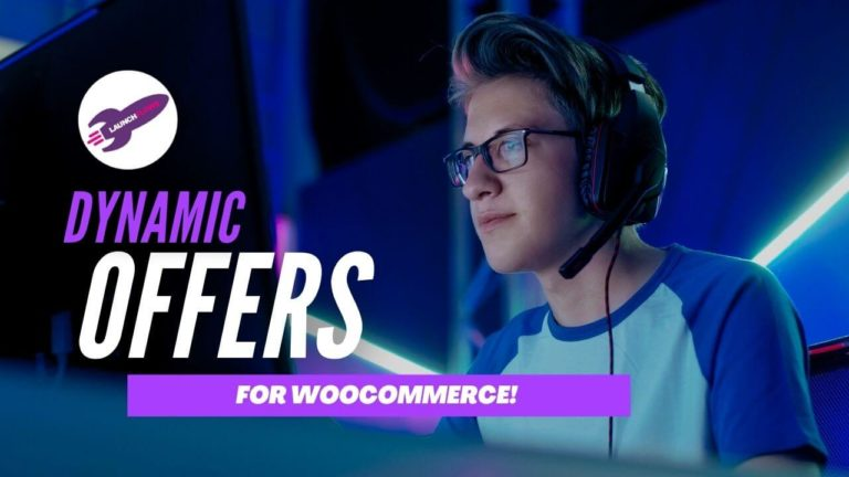 Dynamic Offers For WooCommerce Checkout With LaunchFlows